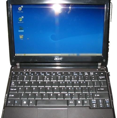 3309174089 878d198160 Acer Aspire One Slimline BA01   Technische Daten, Fotos & Erster Eindruck