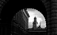 (Georgios Karamanis) Tags: bw white black clock arch sweden stockholm vault sverige riksdagshuset karamanis powmerantusenord