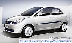 TATA Indica-Vista-EV