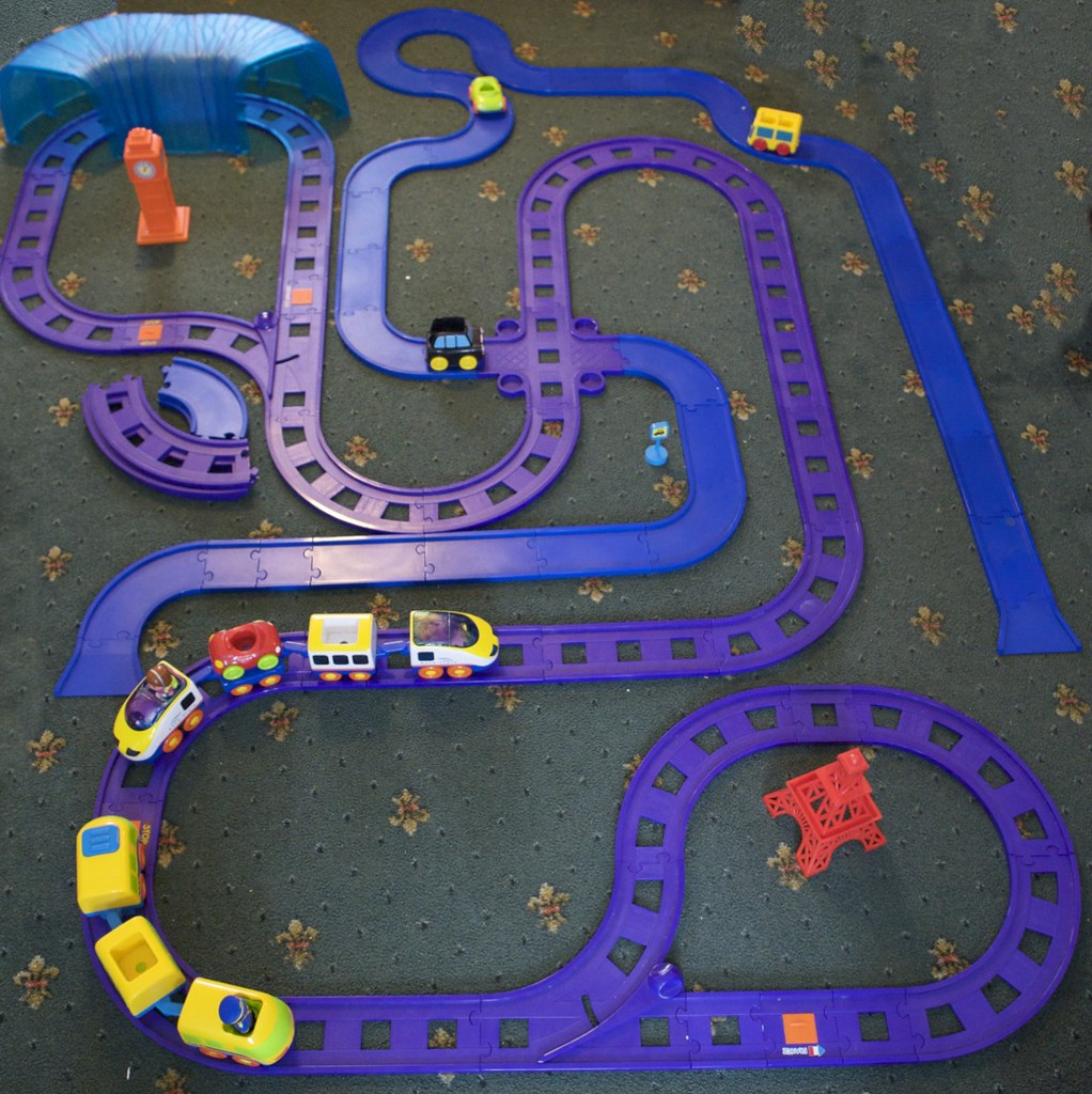 Early Learning Train Set
