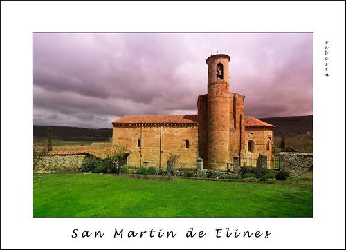 San Martin de Elines por Iabcstm.