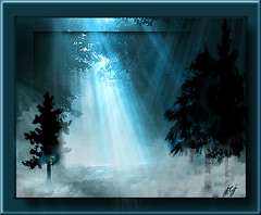 MOODY BLUE IN THE MIST (fantartsy JJ *2013 year of LOVE!*) Tags: camera friends light sunset vacation sun art nature beauty clouds photoshop canon skyscape moody farewell sensational rays goodbye monday inspire ancients photoart soe bestofthebest aclass cavepaintings blueribbonwinner solong altruistic flickrsbest bej fineartphotos platinumphoto anawesomeshot impressedbeauty crystalaward diamondclassphotographer flickrdiamond ysplix originaldigitalart theperfectphotographer rubyphotographer goldenheartaward passionateinspirations sensationalphoto absolutegoldenmasterpiece artistictreasurechest heavenlycaptures capturethefinest musicsbest artofatmosphere secretenchantedgardens originaldigitalblues