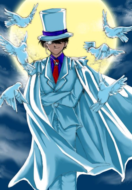 Xem Phim Anime Siêu Trộm Kid [tập 4] Vietsub Online