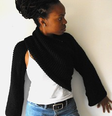 Criss Cross Shrug - 4