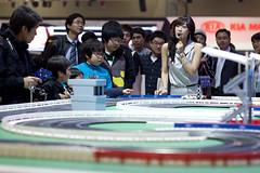 Seoul Motor Show 12 (mrsoeil) Tags: show cars korea racing seoul motor slot kintex