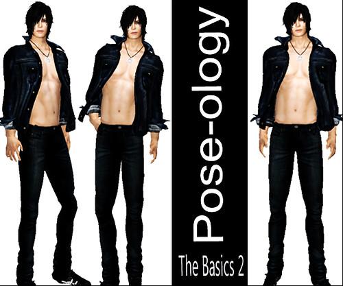 Pose-ology basic 2