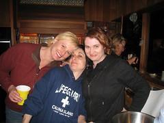 Jen Myers, Jen Monroe, Shan