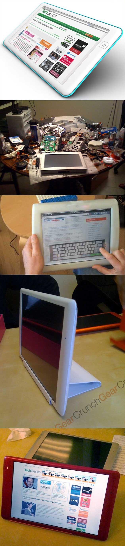 CrunchPad