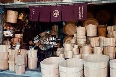 職人魂 (我的小風景) Tags: leica taipei m3 agfa400 林田桶店 古老產業