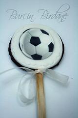 Futbol Topu Kurabiye