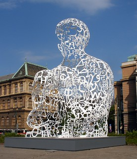 Jaume Plensa Transparency