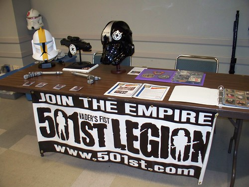 Home base of the 501st Stormtrooper Legion