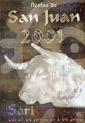 Cartel San Juan 2001