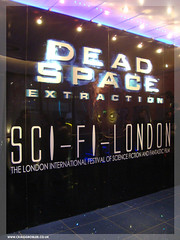Sci-Fi London 8 - EA Dead Space props