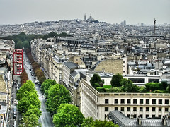 Road to Salvation (Faddoush) Tags: road travel paris france nikon cityscape montmartre coeur salvation hdr sacr sacrcoeurdemontmartre faddoush