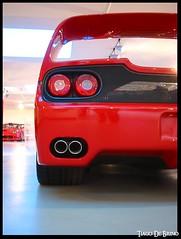 Ferrari F50 (Tiago De Brino) Tags: canon italia galeria ferrari galleria a100 maranello f50 gtc 575 tiagodebrino