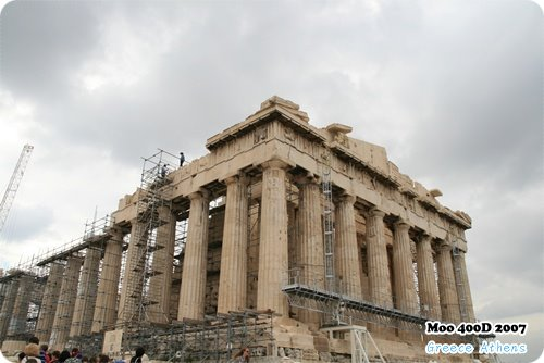 雅典衛城-2