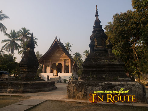 Luang Prabang Wat Aham