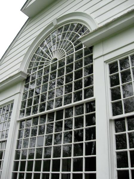 N.C. Wyeth Studio - Window (Click to enlarge)