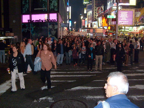 Times Square Late