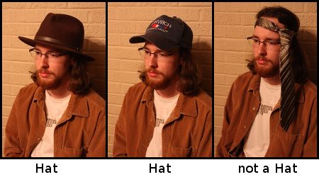 the Long-haired man in a hat  9a88e67823c