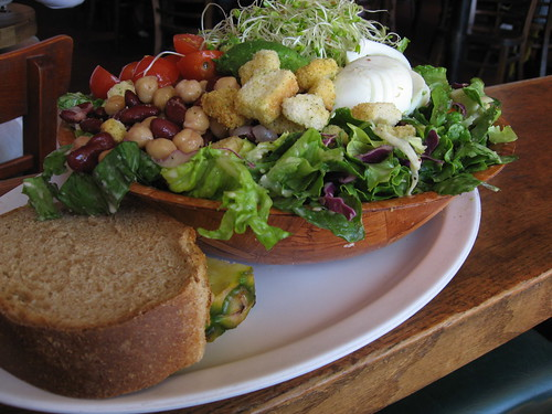 Hippie Salad, Berkeley by you.