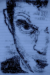 I am Sylar (noelevz) Tags: art heroes iphone typedrawing ipodtouch sylar