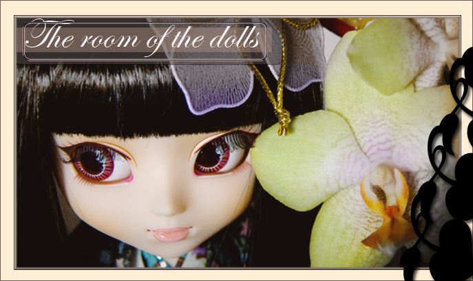 The room of the dolls