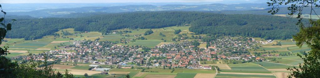 Oberweningen und Schöfflisdorf