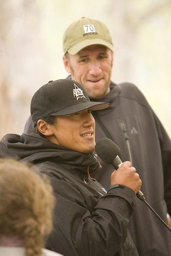Charlie Fowler Award: Jimmy Chin of Samsara