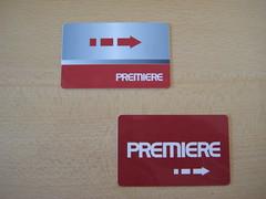 Premiere: Smartcards