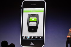 ZipCar iPhone App by Blake Patterson used under Creative Commons license