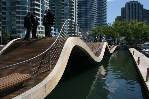 The western side of the Simcoe Wavedeck, where the slope is steepest