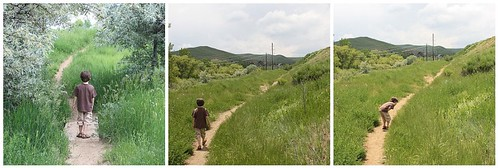 FM - hiking home