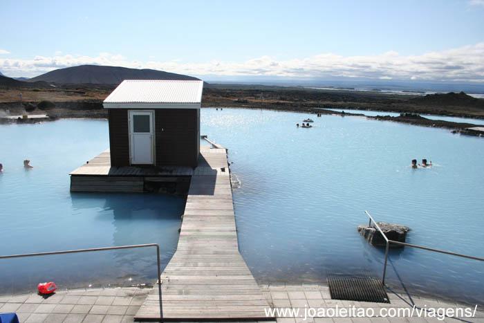 Mývatn Nature Baths, SPA Islândia