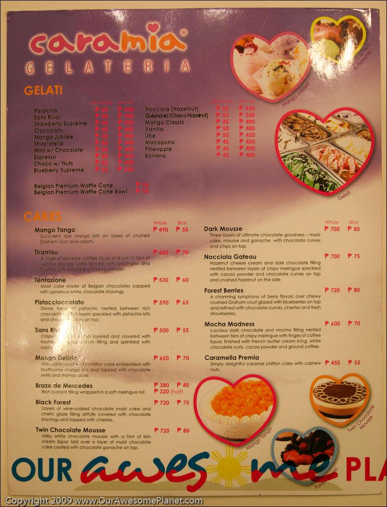Ice Cream Cake Price
