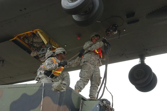 Sling Load operations at Humphreys by USAG-Humphreys