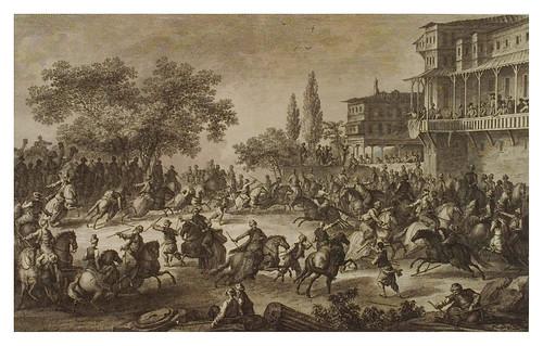 014- Torneo turco-Voyage pittoresque de la Grèce 1782
