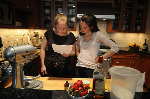Studying The Recipe