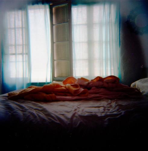 Beckoning Bed