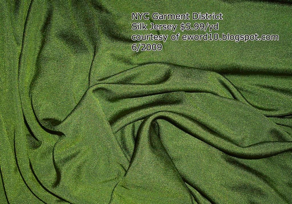 Silk Jersey 6-09