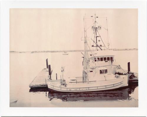 boat, morro bay