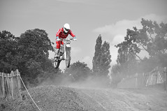 DSC_0266 edit (martin brown2008) Tags: art photoshop racing mx jumps motorcross colourpop nikond90 enhancedcolours wattisfield