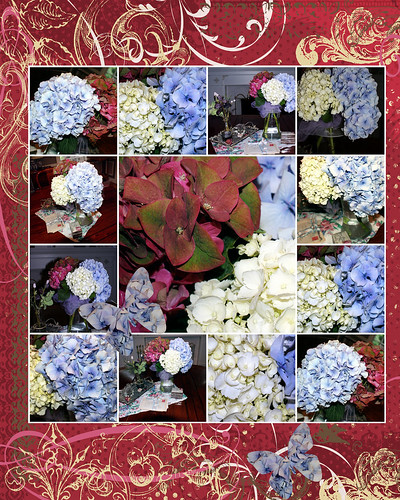 hydrangea-mosaic-monday-piece