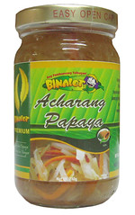 acharang papaya (binalotfiestafoods) Tags: bag notebook eco suka buro addons achara binalotproducts