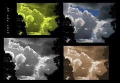 b4 the rain... (YAZMDG (15,000 images)) Tags: light sunset sky abstract color art nature collage clouds sunrise skyscape landscape dawn arty artistic dusk ciel cielo nuages yaz northernrivers goonengerry yazminamicheledegaye yazmdg ystudio