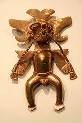 Pre-Columbian Gold Artifact