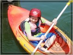 2009夏令營-獨木舟10