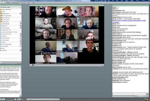 8. Online-Webmontag