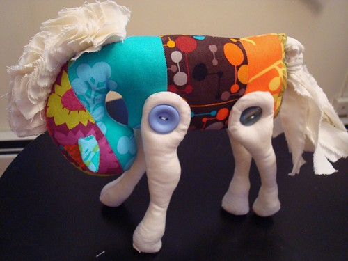 patchwork horse 1